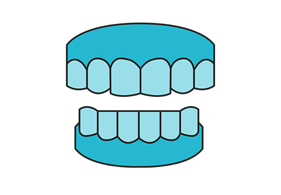 Dental issues icon