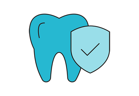 Good oral health icon